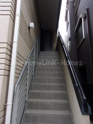 YJビルの階段☆