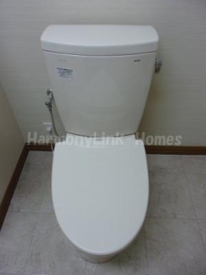 YJビルのコンパクトで使いやすいトイレです