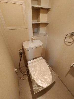 【トイレ】グレースコート山手町