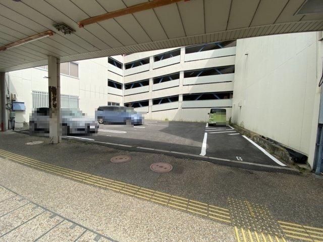 【外観】諏訪町駐車場K