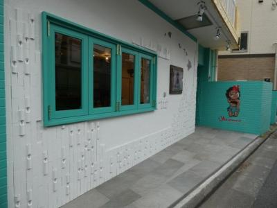 ワコー五反野 外壁をきれいにしました
