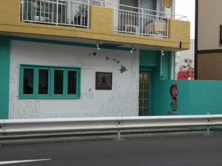 ワコー五反野 外観 外壁きれいにリフォーム済