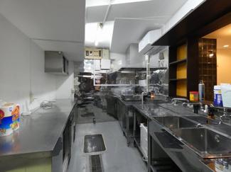 ワコー五反野 厨房