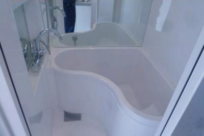 【浴室】プラーズ生田