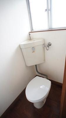 【トイレ】第五本橋荘