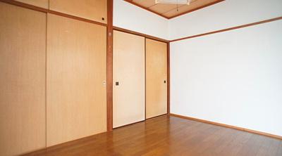 【寝室】第五本橋荘