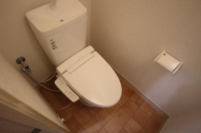 【トイレ】住吉台住宅1号棟