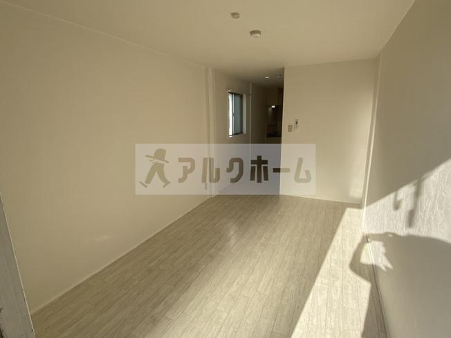 【寝室】シャトーバロン