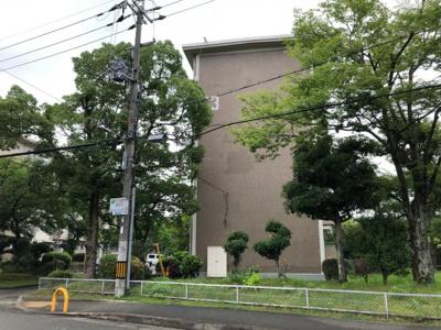 【外観】箕面粟生第二住宅13棟