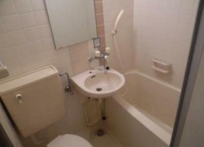 【浴室】ライオンズマンション下丸子第五