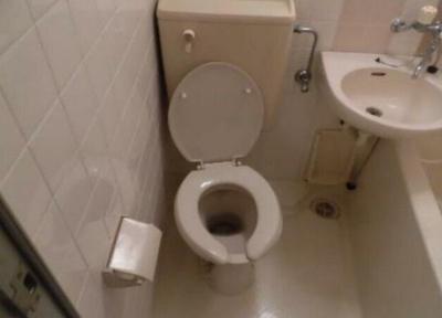 【トイレ】ライオンズマンション下丸子第五