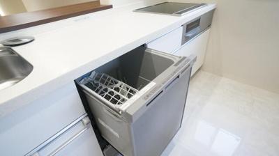 食器洗浄乾燥機もあります