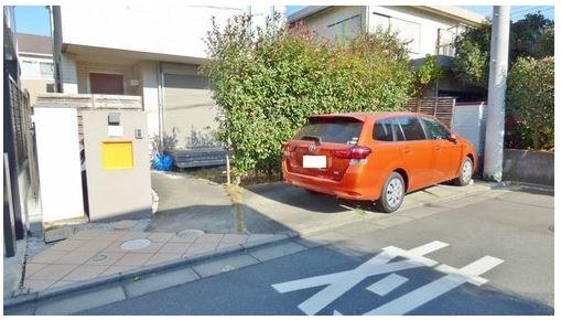 【前面道路含む現地写真】藤沢市柄沢2丁目 中古戸建