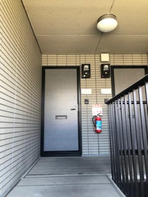 【玄関】ラフィーネ610