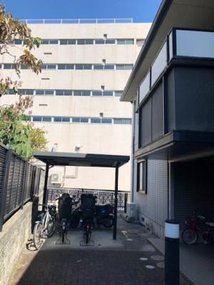 【駐車場】ラフィーネ610