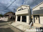 ハートフルタウン/船橋市飯山満町3丁目 全2棟 新築一戸建ての画像