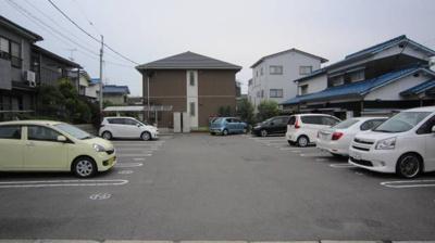 【駐車場】アリビラ