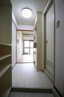 【玄関】第五香川ハイツ