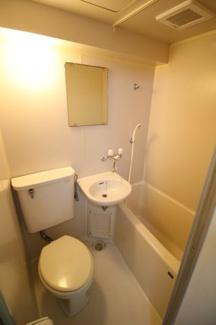 【浴室】第五香川ハイツ