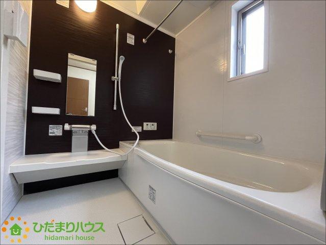 【浴室】加須市旗井1丁目 中古一戸建て
