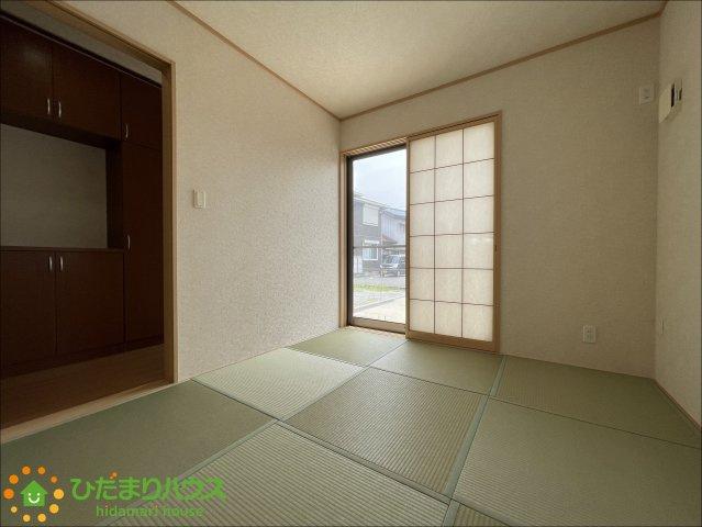 【和室】加須市旗井1丁目 中古一戸建て
