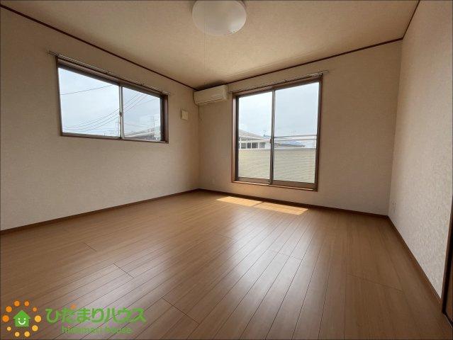 【寝室】加須市旗井1丁目 中古一戸建て