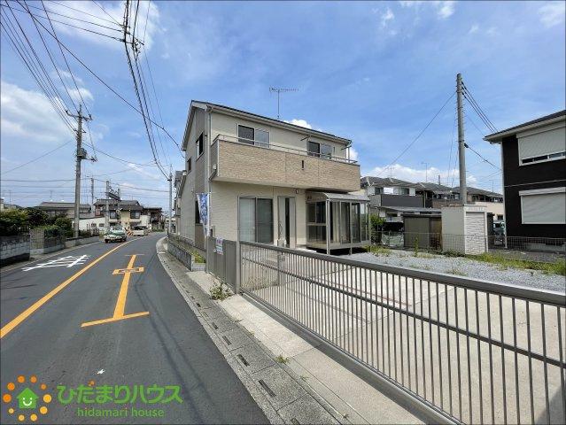 【前面道路含む現地写真】加須市旗井1丁目 中古一戸建て