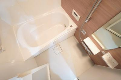 【浴室】中央マンション