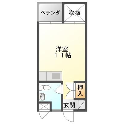 【外観】プラセランス長田
