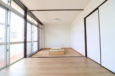 【洋室】栄アパート