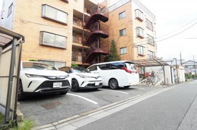 【駐車場】プレジデント78蕨