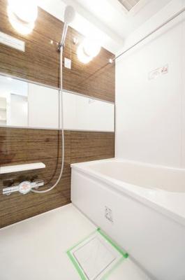 【浴室】プレジデント78蕨