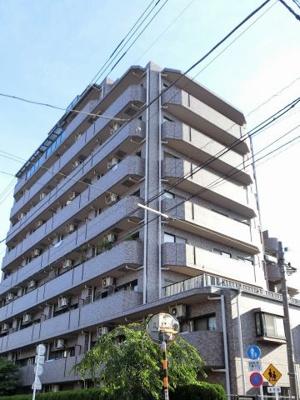 【外観】ライオンズガーデン蒲田東
