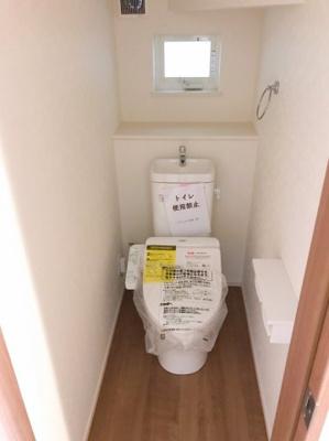 1階のトイレです♪