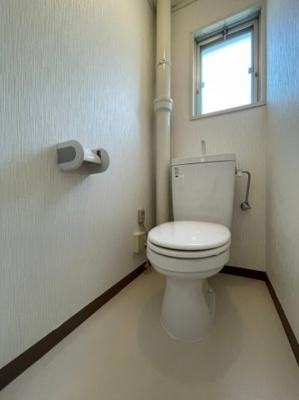 【トイレ】オランジュ