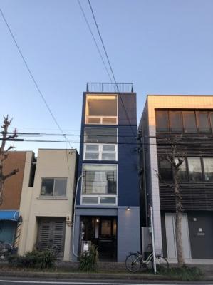 【外観】プレジデント車道2階