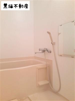 【浴室】コートデリヴィエール上飯田