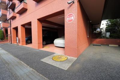 【駐車場】セザール第五東川口
