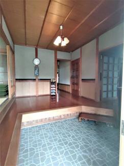 【玄関】青垣町田井縄中古住宅