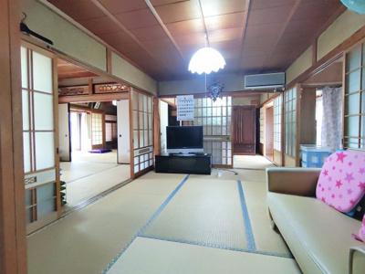【和室】青垣町田井縄中古住宅