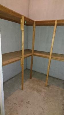 地下1階のトランクルーム