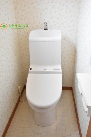 【トイレ】北区奈良町 中古一戸建て