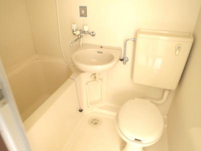 【浴室】ハイネス久米川