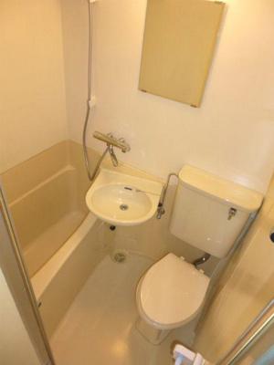 【浴室】スターハイツ上北沢