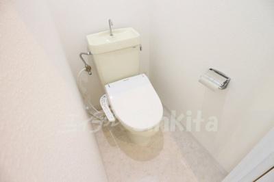 【トイレ】ダイヤパレス三国1号館