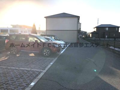 【駐車場】COZY HOUSE,GUMINOKI