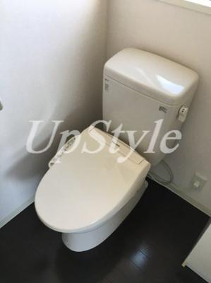【トイレ】スパシエルクス赤羽
