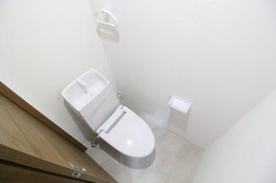 【トイレ】ワコーレヴィアーノ須磨行幸町