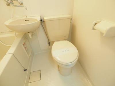 バス、トイレ併設