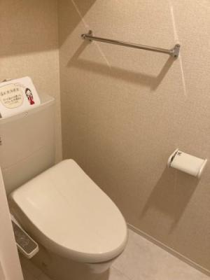 【トイレ】トワ・グレース柏の葉